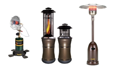 Propane Patio Heaters